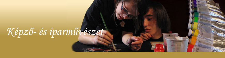 Képző- és iparművészet